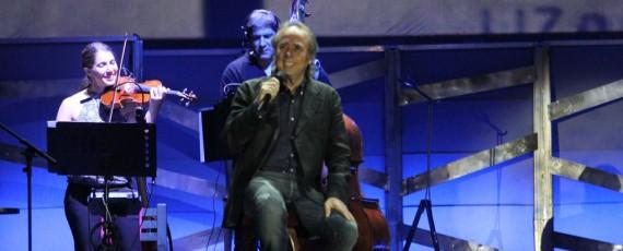 Concierto de Joan Manuel Serrat