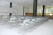 Interior de aulas edificio A