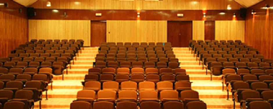 Remodelación del Auditorio B