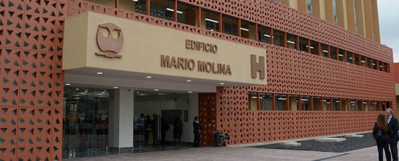 Edificio Mario Molina