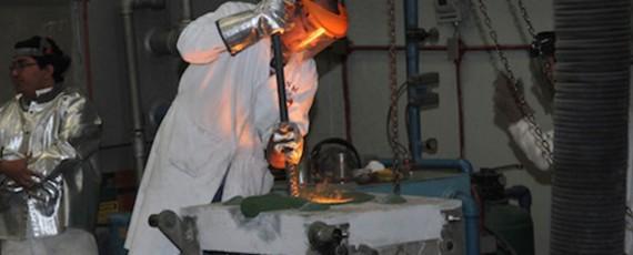 Organización Día de Puertas Abiertas en Ingeniería Metalúrgica