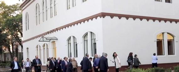 Asamblea Extraordinaria del Consejo de Gobierno Patronato de la Facultad de Química de la UNAM