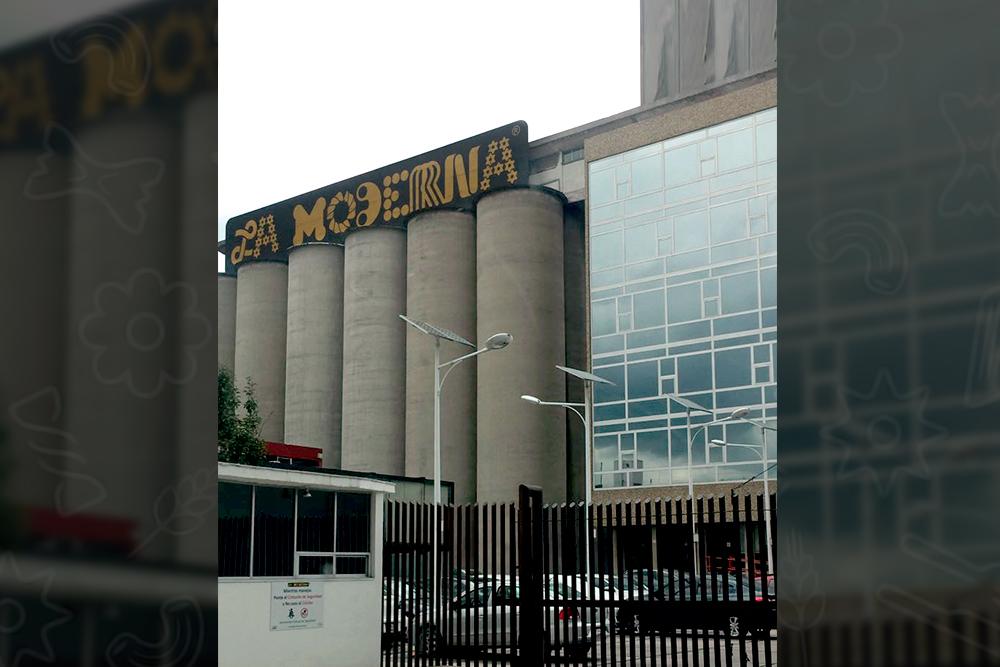 Visita a LA MODERNA