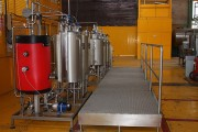 Adquisición de equipo de Maceración y Fermentación