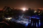 Vista aérea del concierto de Joan Manuel Serrat en la FQ