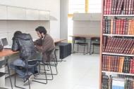 Instalaciones de la Biblioteca del Edificio A