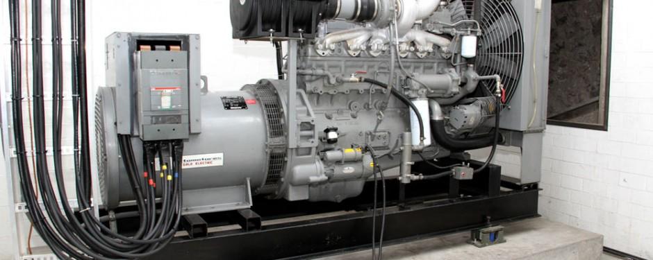 Planta de Energía Eléctrica de 300 KW