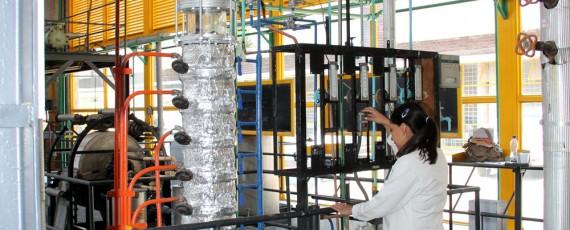 Remodelación del Laboratorio de Ingeniería Química