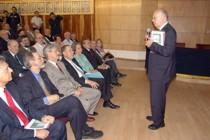 Visita del Sr. Rector Dr. José Narro Robles, en la inauguración de las obras llevadas a cabo en la Facultad