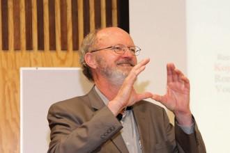 Dr. Robert Grubbs, Premio Nobel de Química 2005