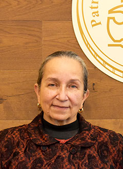 Q. María Luisa Arias Mendoza