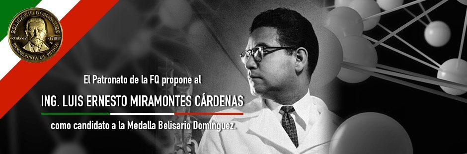 Banner Ing. Luis Ernesto Miramontes Cárdenas