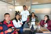 Desarrollan alumnos, proyectos de base tecnológica