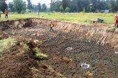 Inauguran Humedal Artificial en el Bosque de Aragón