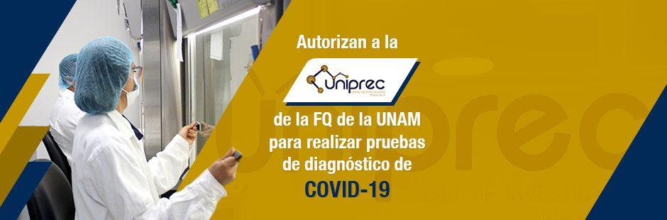 Banner pruebas de diagnóstico de COVID-19